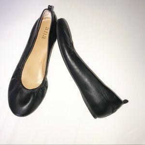 A.N.A Women's Shoes Ballet Flats Sicily Black